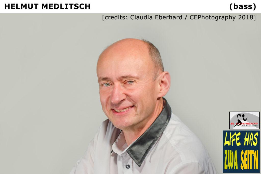 Helmut  credits Claudia Eberhard