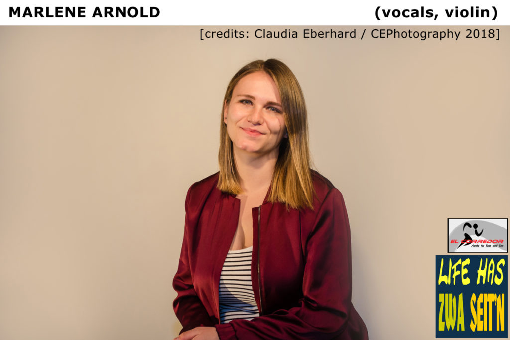 Marlene  credits Claudia Eberhard
